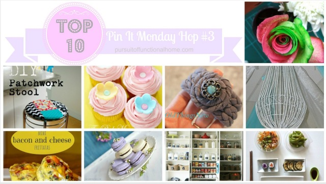 Top 10 Features of Pin It #3 Monday Hop
