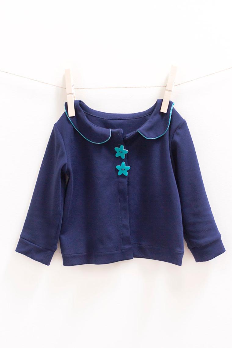 Kindergarten Dress Aster Cardi La gang a Nat
